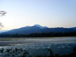 Manas National Park Hill
